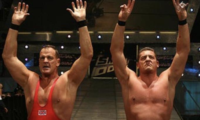 365 Wrestling, Day 12: Paul London & Brian Kendrick vs. William Regal & Dave Taylor (SmackDown,1/12/07)