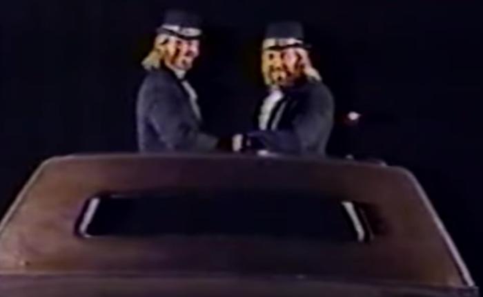365 Wrestling, Day 9: Fabulous Ones vs. Moondogs, Anything Goes (Memphis,1/9/84)