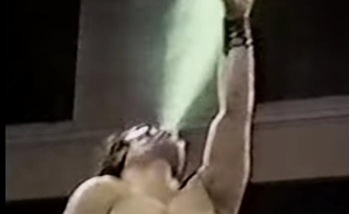 365 Wrestling, Day 22: Jumbo Tsuruta & Great Kabuki vs. Michael Hayes & Terry Gordy (All Japan,1/22/84)