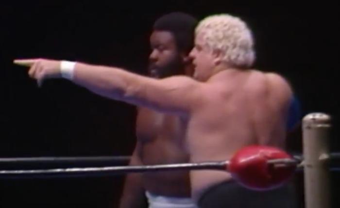 365 Wrestling, Day 42: JYD & Dusty Rhodes vs. Ted DiBiase & Matt Borne (Houston,2/11/83)