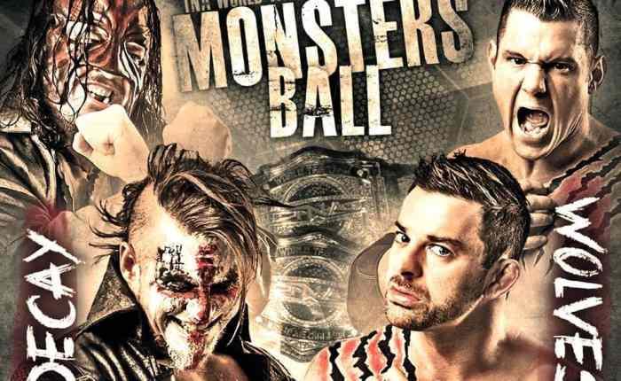 365 Wrestling, Day 47: Monster's Ball, The Wolves vs. Decay (TNA,2/16/16)