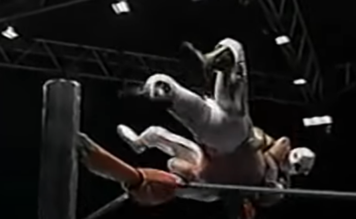 365 Wrestling, Day 56: Mistico vs. Ultimo Guerrero (CMLL,2/25/05)